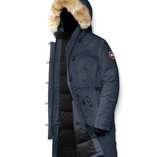 low priced 52113 56d9e Hot Sale Ink Blue Canada Goose Parkas Kensington Parka Canada Goose Outlet  Online Store 2506L